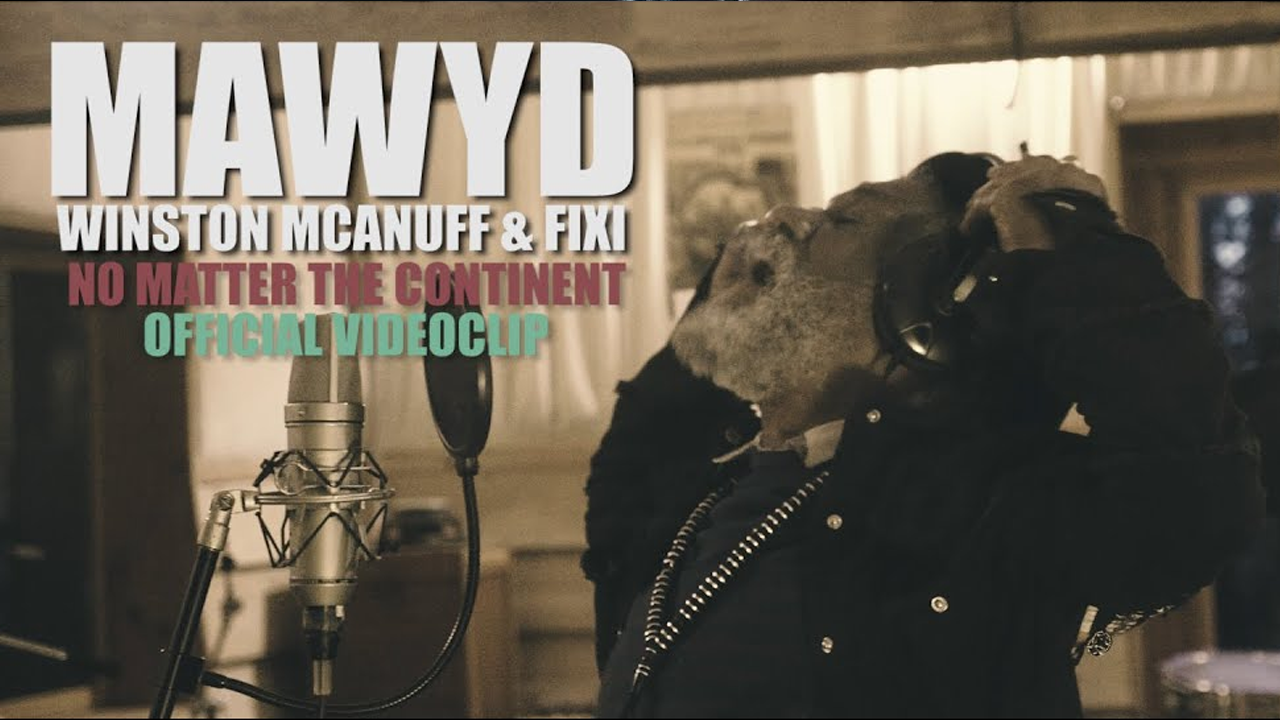 Video: Mawyd - No Matter The Continent feat. Winston McAnuff & Fixi