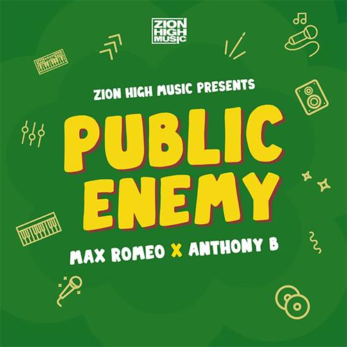 Anthony B & Max Romeo - Public Enemy