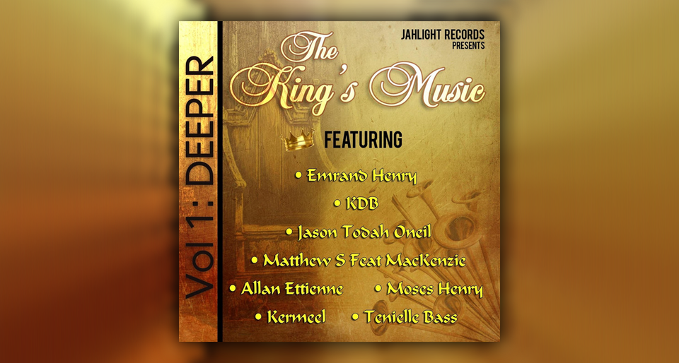 The King's Music, Vol 1: Deeper - Jahlight Records