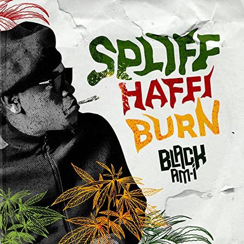 Black‑Am‑I - Spliff Haffi Burn